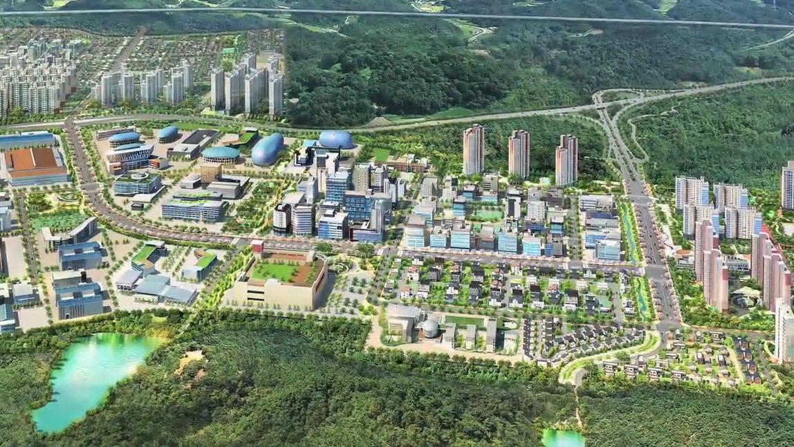 2020 DGFEZ 浦項融合技術産業地区